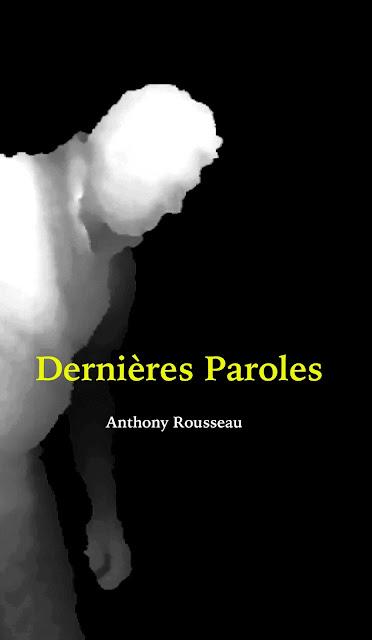 nouvelles, Itunes, Amazon, Kobo, E-book, recueil, Anthony Rousseau, livre électronique