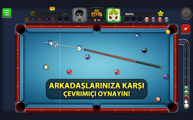 8 Ball Pool v3.14.1 Para Hileli Mod APK