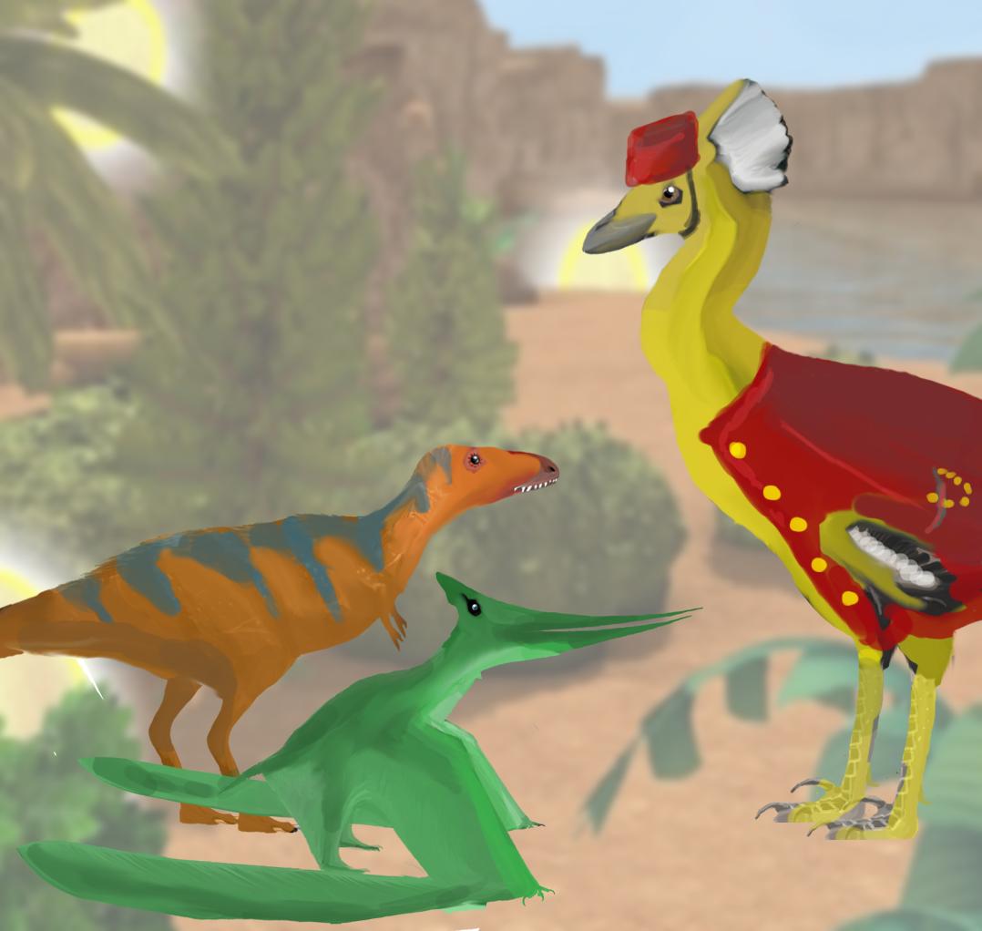Dinosaur Train Western Animation Tv Tropes