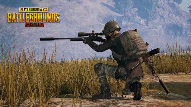 Dalam melakukan looting di game PUBG Mobile Tutorial games: Tips Membawa Senjata PUBG Mobile Yang Efisien