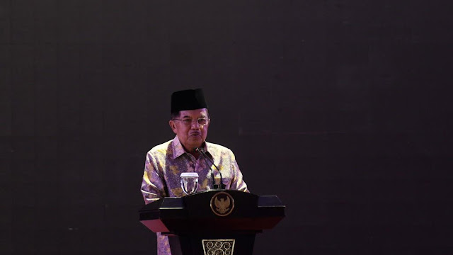 JK Sebut LGBT Tak akan Legal di Indonesia