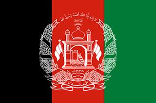 Afganistan (Republik Islam Afghanistan Persia) || Ibu kota: Kabul