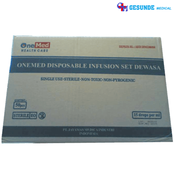Alat Infus Set Dewasa (Infusion Set)