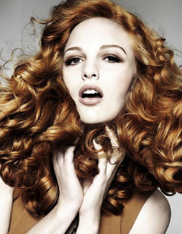 De última generación peinados ondulados Colección De Consejos De Color De Pelo - Peinados De Fiesta: Peinados ondulados 2013