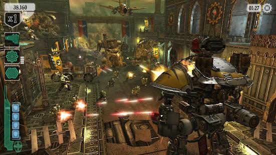 Warhammer 40,000: Freeblade Mod Apk Full