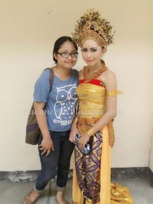 Ujian Tari Bali Jeng Lady