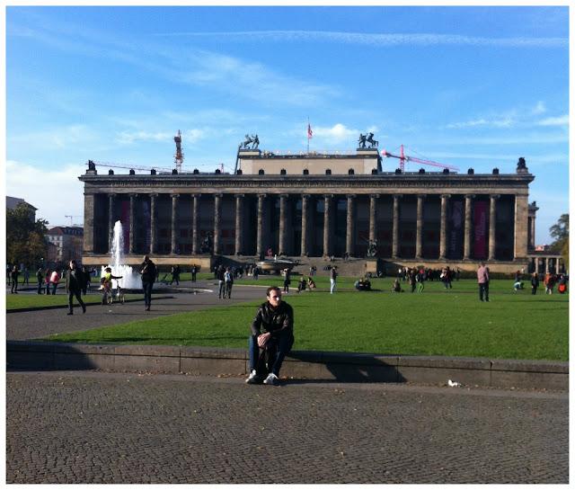 Altes Museum, Berlim