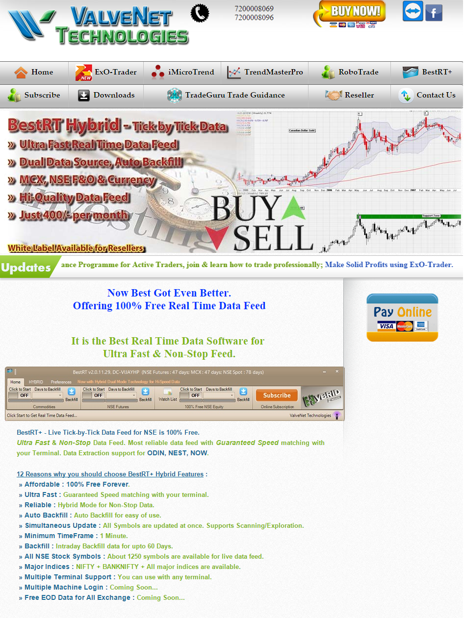 Get 100% free real time data Feed for Amibroker | STOCKS RULES