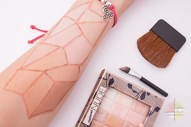 Shimmer Strips Nude Palette de Physicians Formula