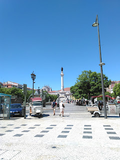 Praça de D. Pedro IV Lisboa