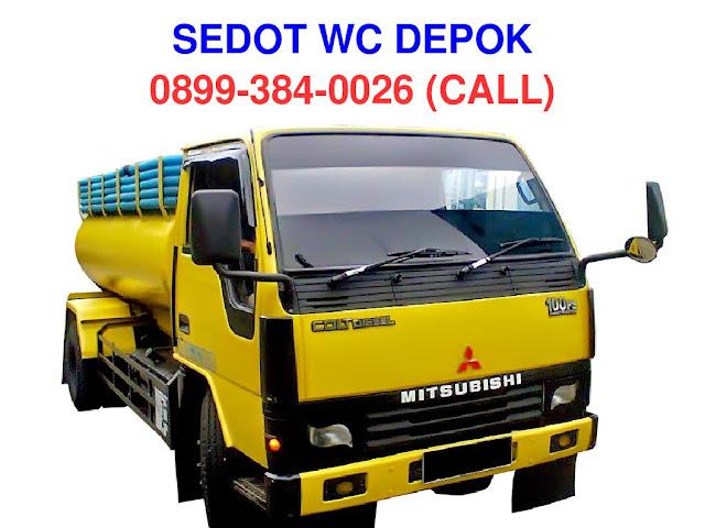 0899-384-0026 (Call), Sedot WC Villa Pertiwi Depok