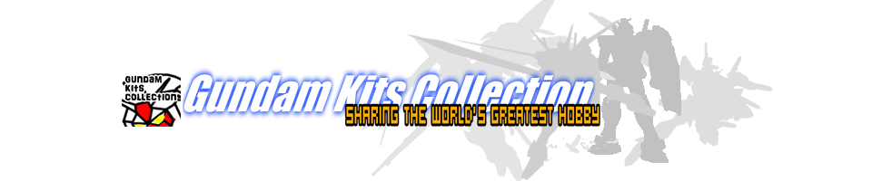 Gundam Kits Collection News and Reviews