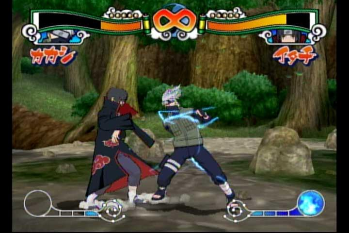 Naruto online: a free to play naruto game on pc / un jeu naruto.