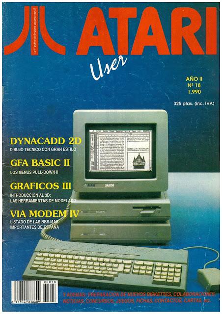 Atari User #18 (18)