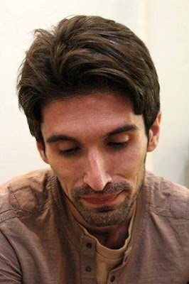 political prisoner Arash Sadeghi