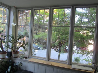 Removable Interior Storm Windows