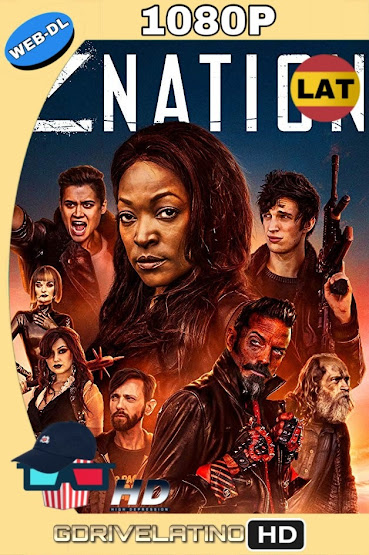 Z Nation Temporada 5 WEB-DL 1080p Latino mkv