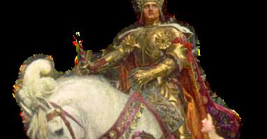 Рыцарь клипарт - Профессиональная фоторетушь -Уроки Photoshop