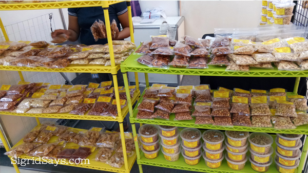 Bacolod pasalubong - peanuts