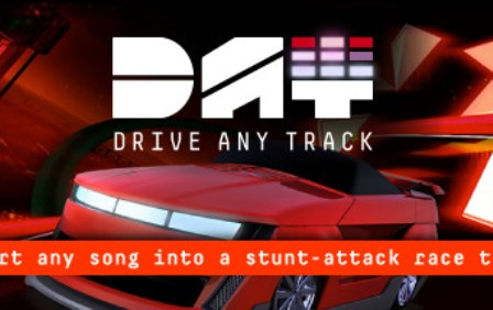 Game Where You Drive A Car To Any Song