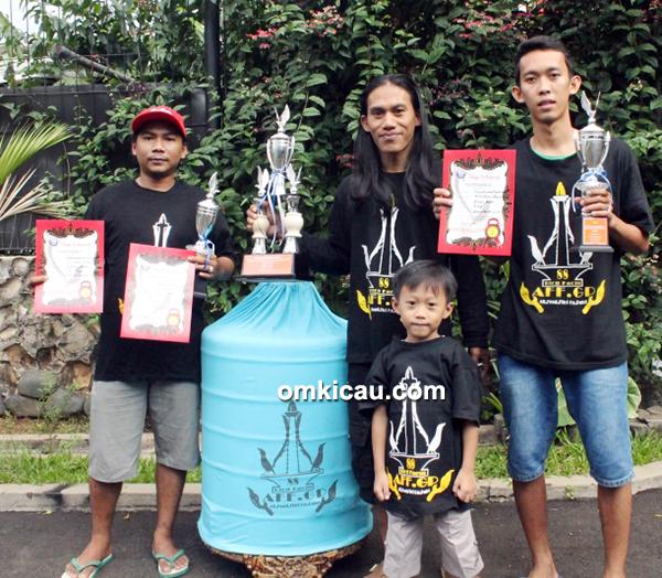 Perawatan Murai Batu Jawara : Rawa Rontek