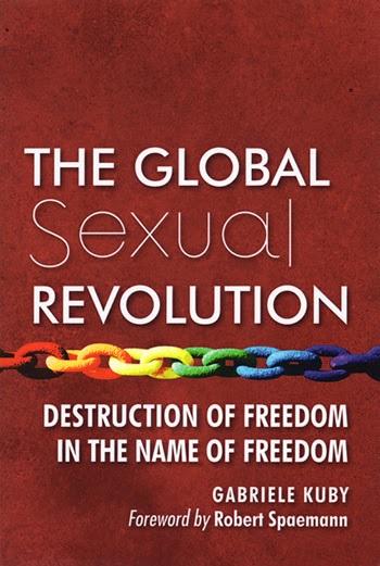 Resultado de imagen de La revolucion sxual global