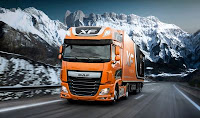 Goodyear DAF Approves ULTRA GRIP MAX Copyright DAF Trucks