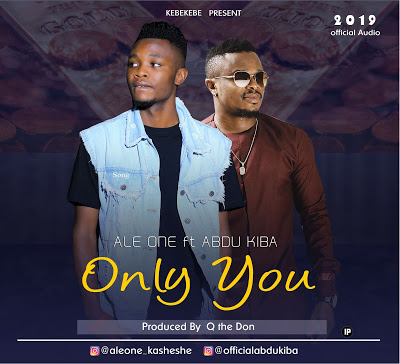 Download Audio | Ale One Ft. Abdu Kiba - Only You