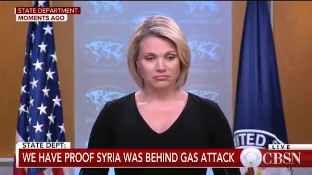 У Держдепі США заявили про наявність доказів застосування режимом Асада хімічної зброї