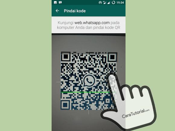 WhatsApp Web QR Code