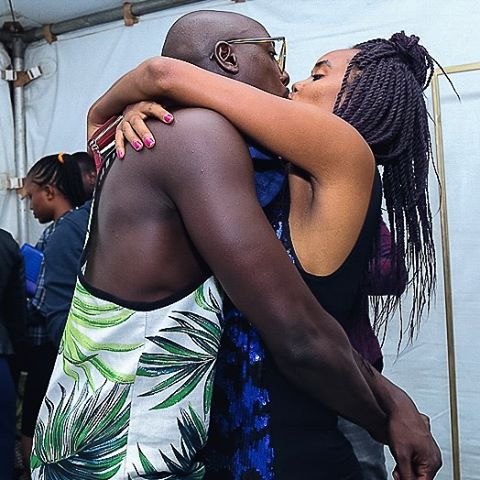 Sauti Sol's Bien & Chiki Caught On Camera Kissing & Some Fans Aren't Happy With It, Here's Why!