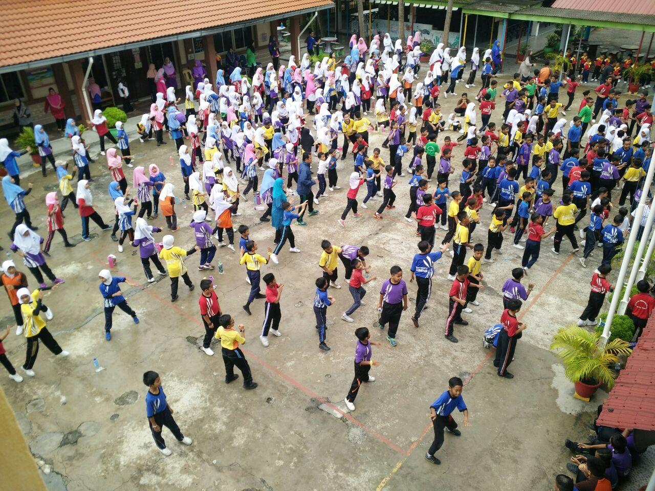 Blog Rasmi Sk Kuala Pilah Hari Sukan Negara Peringkat Sekolah 2017