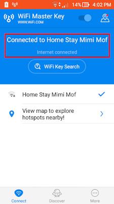Berhasil Hack Wifi Dengan Aplikasi Android