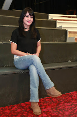 Ria Irawan Tuding Moudy Wilhelmina Berzina