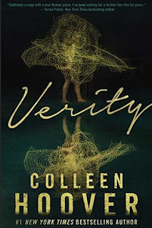 Book cover for Verity