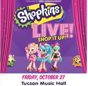 arizona families shopkins live show in tucson discount code and