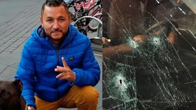 Sufre ''El Mijis'',diputado en San Luis, atentado en auto