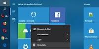 Rimuovere app preinstallate di Windows 10 e componenti di sistema