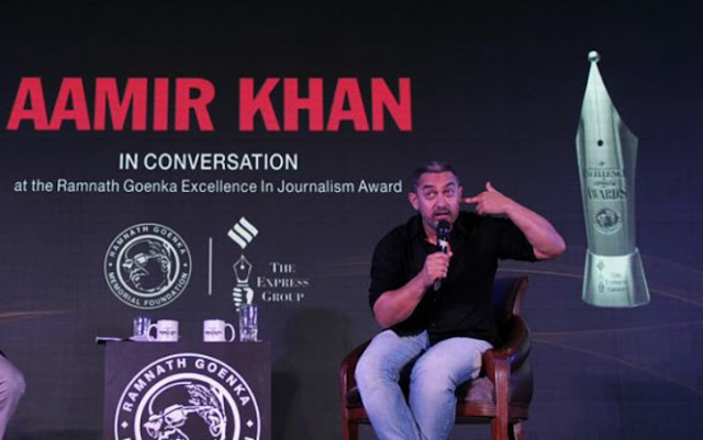 The BJP government in Maharashtra has roped in Bollywood actor Aamir Khan to promote a flagship programme to check farmers' suicide in the state.  The decision follows PM Modi's surprise invite to Aamir Khan, for Make In India's official dinner, in Mumbai on February 13.    CM Devendra Fadnavis is likely to make a formal announcement on Jalyukt Shivar Abhiyan, a rural programme to address water scarcity in 5,000 villages.