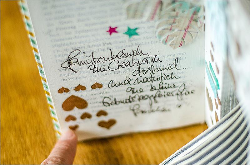 Stephanie Berger - Scrapbooking Minibook - Family