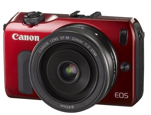 Canon EOS M Digital Camers