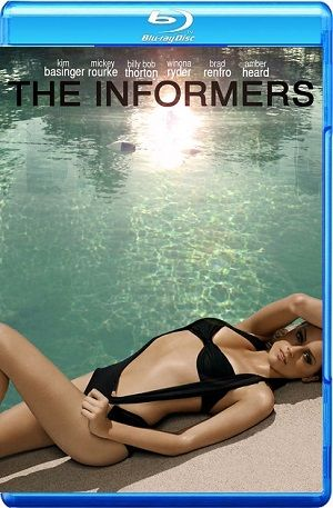 The Informers BRRip BluRay 720p