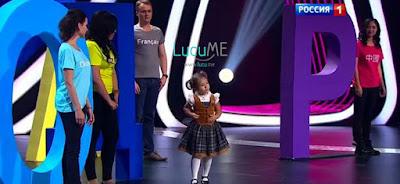 Gadis Berusia 4 Tahun Asal Rusia Ini Jago Berbicara dengan Tujuh Bahasa