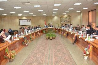 مجلس جامعة أسيوط يوافق على تعيين 8 أساتذة جدد بعدد من كليات الجامعة
