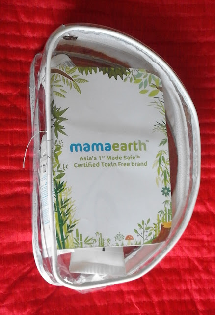 Review of Mama Earth Baby Products!!!
