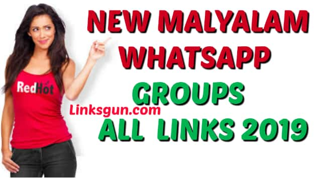 NEW WHATSAPP GROUP LINKS TO JOIN   ALL NEW ACTIVE MALYALAM WHATSAPP