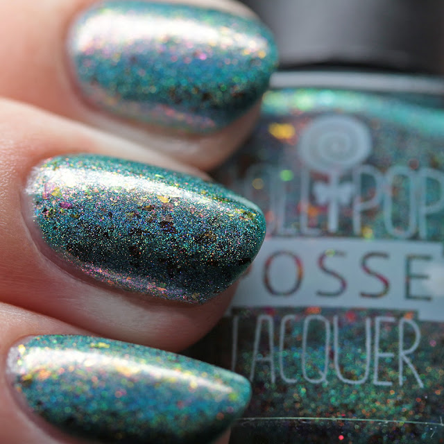 Lollipop Posse Lacquer Such Tacky Little Hats