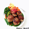 Pan fried pork patty 香煎肉饼