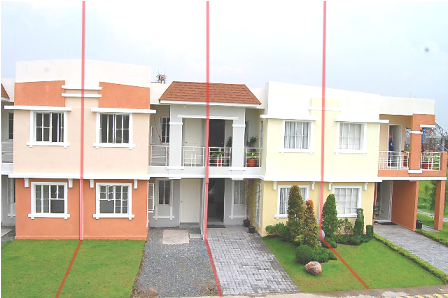 Diana model lancaster pag ibig housing pag ibig house for Two loans for one house
