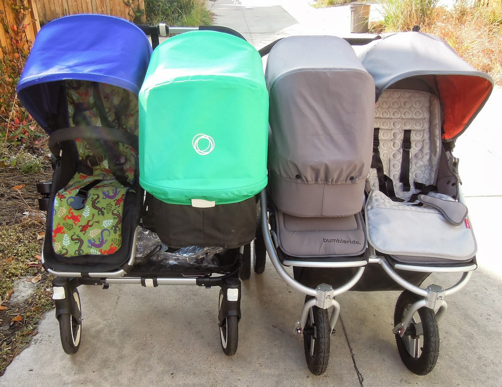 Bugaboo Donkey Duo Or Twin Stroller Crazy Bumbleride Indie Twin Vs Bugaboo Donkey Duo
